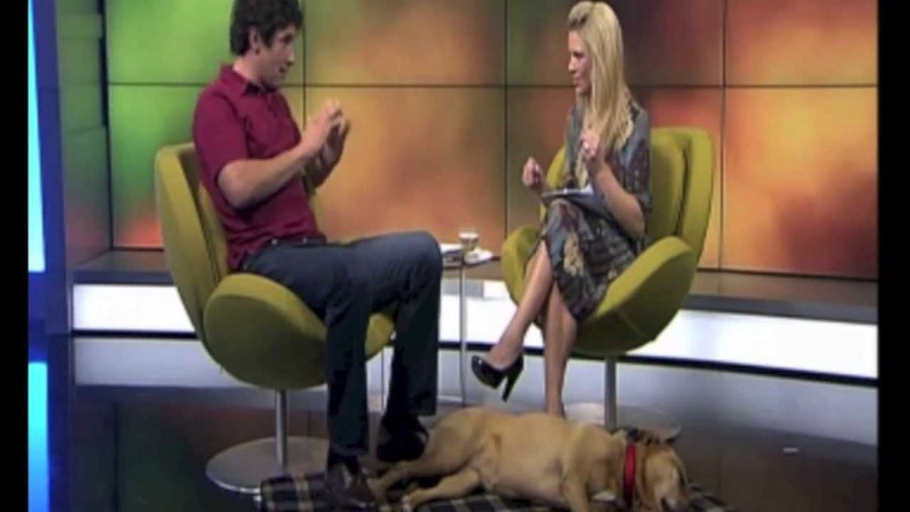 TV 1 Good Morning interview with Doggy Dan